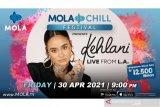 Kehlani dan 25 musisi Indonesia siap meramaikan Mola Chill Festival
