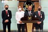 Mahfud minta TNI-Polri lakukan tindakan tegas terhadap KKB