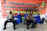 Vaksinasi COVID-19 bagi petugas publik di Sultra sudah mencapai 37.390