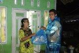 Tujuh dapur umum siapkan makan sahur warga terdampak banjir Manggilang Limapuluh Kota