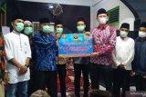 Anggota DPRD Provinsi Mario Syahjohan salurkan bantuan masjid Rp200 juta di Solok Selatan