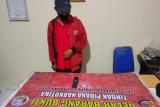 Sembunyikan sabu dalam remote TV, pria di Sumbawa Barat ditangkap