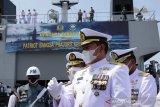 Kapal AL Singapura baru mengevakuasi komponen ringan KRI Nanggala-402