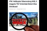 Humas Nemangkawi minta IPW menyaring informasi terkait situasi Papua