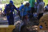 Polairud Polda NTT sosialisasi bahaya  bahan peledak untuk tangkap ikan