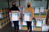 PGI Sulsel bagi 1.100 Paket Ramadhan untuk masyarakat prasejahtera