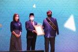 Pegiat literasi Gol A Gong dikukuhkan menjadi Duta Baca Indonesia