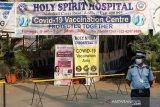 India melaporkan peningkatan kasus COVID-19 harian sebanyak 401.993