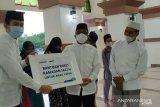 600 Anak Yatim terima santunan dari PT RAPP dan PT APR