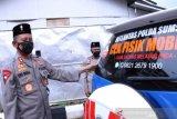 Polda Sumsel luncurkan pelayanan cek fisik kendaraan bermotor keliling