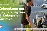 Warga kesulitan mendapatan gas elpiji 3 Kg di Karimun