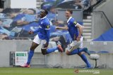 Bekuk Leeds 2-0, Brighton kembali ke jalur kemenangan demi jauhi ancaman degradasi