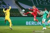 Leipzig singkirkan Bremen ke final DFB Pokal lewat babak tambahan