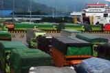 Sebanyak 38.201 penumpang tinggalkan Pulau Jawa menuju Sumatera