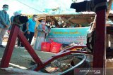 IAI Sultra bagikan sembako kepada warga kurang mampu di Kendari