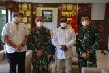 Sekda Papua kunker ke Pangdam XVII/Cenderawasih
