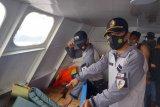TNI AL amankan miras di dua kapal penumpang Manado-Talaud
