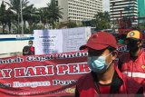 Polda Metro Jaya amankan 15 mahasiswa Papua di demo May Day