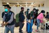 Sebanyak 219 pekerja migran Indonesia dari Malaysia tiba di NTB