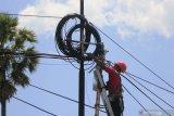 Telkom Jayapura : Kabel bawah laut putus berdampak pada jaringan komunikasi