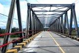 Jembatan Jelarai resmi dioperasikan lagi