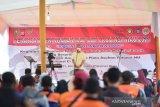 Riau peringati May Day dengan vaksinasi COVID-19