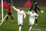 Real Madrid hajar Osasuna 2-0, terus tempel Atletico