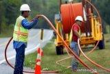 Telkom mempercepat perbaikan kualitas layanan komunikasi di Jayapura
