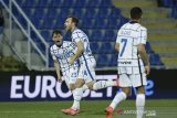 Liga Italia - Inter Milan kunci gelar scudetto sekaligus kirim Crotone ke Serie B