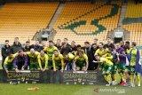 Norwich juarai divisi dua Inggris