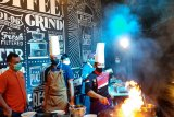 Hidangan serba bakar hadir di Kampung Ramadhan Truntum Padang