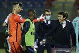 Pelatih Conte sumringah, selangkah lagi buat catatan bersejarah untuk Inter