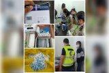 Alat uji rapid antigen di Bandara Tjilik Riwut dipastikan baru