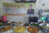 Program nasi berkah Muslim M Yatim selama Ramadhan, cukup bayar Rp5 ribu per bungkus