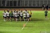 Timnas Indonesia bersiap hadapi