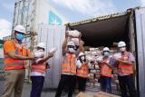 Penuhi pasokan daging saat Idul Fitri, Dua BUMN impor daging sapi dari Brasil