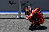 Miller berurai air mata raih kemenangan  pertama bagi Ducati