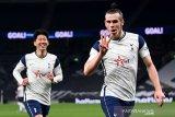 Berkat Trigol Bale bawa Tottenham dekati empat besar