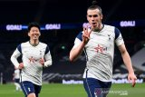 Liga Inggris - Trigol Gareth Bale bawa Tottenham Hotspur dekati empat besar