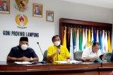 Satgas non teknis KONI Lampung dukung pencapaian target 10 besar PON
