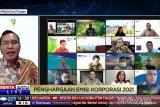 PLN Group Raih 4 Penghargaan Emisi Korporasi 2021