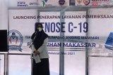 Pelabuhan Makassar gunakan GeNose untuk deteksi COVID-19