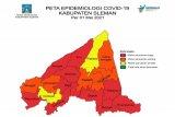 Dinkes: Zona merah COVID-19 di Sleman bertambah menjadi 10 kecamatan
