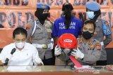 Perempuan muda pengirim satai beracun di Bantul ditangkap