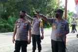 Polda Sulbar perketat penyekatan di wilayah perbatasan Sulteng