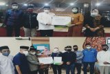 Bupati Semarang serahkan santunan jaminan kematian BPJAMSOSTEK Rp42 juta