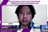 AJI: Pelaku kekerasan terhadap jurnalis paling banyak oleh aparat Polri