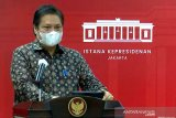 Menko Airlangga: Anggaran PEN terealisasi Rp155 triliun hingga April