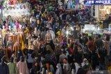 Satgas COVID-19 : Kerumunan di Pasar Tanah Abang runtuhkan jerih payah pemerintah