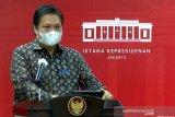 Pemerintah Indonesia waspadai kasus aktif COVID-19 stagnan di 10 hari terakhir